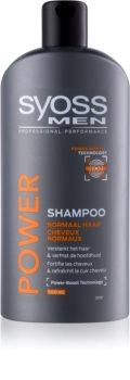 Syoss Men Power & Strength šampón pre posilnenie vlasov