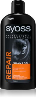 Syoss Repair Therapy Intensive Regenerating Shampoo For Damaged Hair