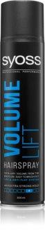 Syoss Volume Lift lak za lase z ekstra močnim utrjevanjem 48 ur