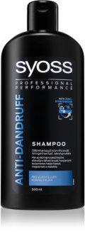 Syoss Anti-Dandruff Control szampon przeciwłupieżowy