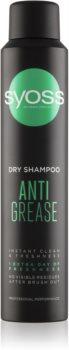 Syoss Anti Grease shampoing sec