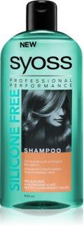 Syoss Silicone Free Color & Volume champô para cabelo pintado e com madeixas