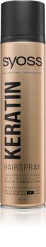 Syoss Keratin Hairspray With Extra Strong Fixation