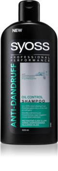 Syoss Anti-Dandruff Oil Control šampon za mastne lase proti prhljaju