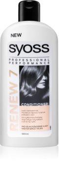 Syoss Renew 7 Complete Repair condicionador para cabelo danificado