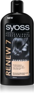 Syoss Renew 7 Complete Repair shampoing pour cheveux abîmés