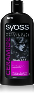 Syoss Ceramide Complex Anti-Breakage shampoing pour fortifier les cheveux