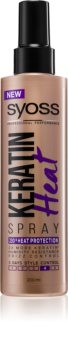 Syoss Keratin Protective Spray For Heat Hairstyling