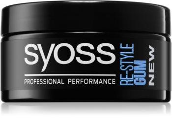 Syoss Re-Style hajformázó zselé