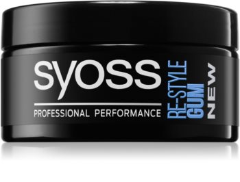 Syoss Re-Style Styling Hair Gum for Hair