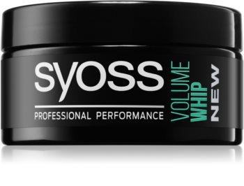 Syoss Volume Whip stylingová šľahačka pre objem