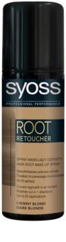 Syoss Root Retoucher colore per coprire la ricrescita in spray