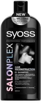 Syoss Salonplex šampon pro chemicky ošetřované a mechanicky namáhané vlasy