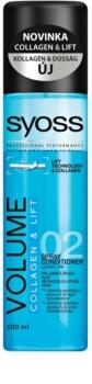 Syoss Volume Collagen & Lift condicionador em spray