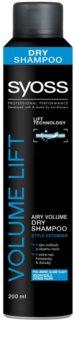 Syoss Volume Lift suchý šampón pre objem