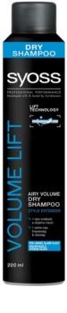 Syoss Volume Lift suchý šampon pro objem