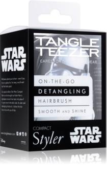Tangle Teezer Compact Styler Star Wars krtača za lase potovalna