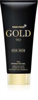 Tannymaxx Gold 999,9 Bräunungsgel für Solariumaufenthalte für Herren