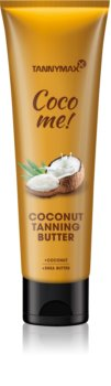 Tannymaxx Coco Me! Coconut burro corpo per prolungare la durata dell'abbronzatura