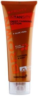 Tannymaxx Brown crema abbronzante per solarium