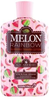 Tannymaxx 6th Sense Melon Rainbow Afslank Zonnebankcrème voor Donkere Bruining