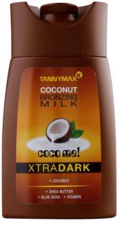 Tannymaxx Coco Me! XtraDark loção de bronzeamento para solário