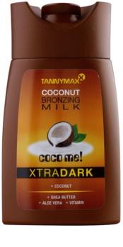 Tannymaxx Coco Me! XtraDark молочко для засмаги у солярії з бронзером