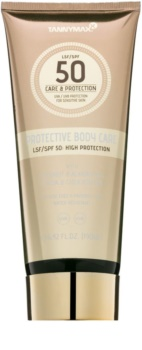 Tannymaxx Protective Body Care SPF lait solaire waterproof SPF 50