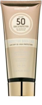 Tannymaxx Protective Body Care SPF vodeodolné mlieko na opaľovanie SPF 50