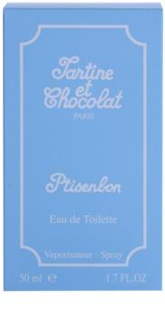 Tartine et Chocolat Ptisenbon Eau de Toilette para crianças 50 ml