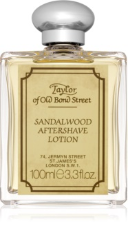 Taylor of Old Bond Street Sandalwood lozione after-shave