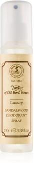 Taylor of Old Bond Street Sandalwood дезодорант у формі спрею