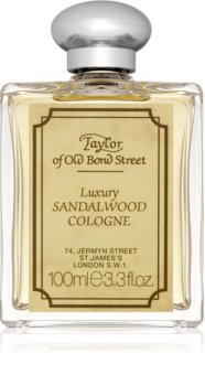 Taylor of Old Bond Street Sandalwood acqua di Colonia per uomo 100 ml