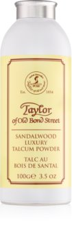 Taylor of Old Bond Street Sandalwood púder na tvár