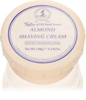 Taylor of Old Bond Street Almond Shaving Cream