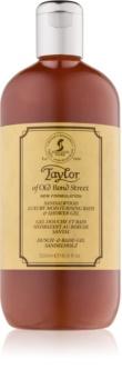 Taylor of Old Bond Street Sandalwood gel de ducha y baño