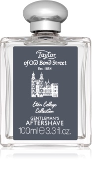 Taylor of Old Bond Street Eton College Collection lotion après-rasage