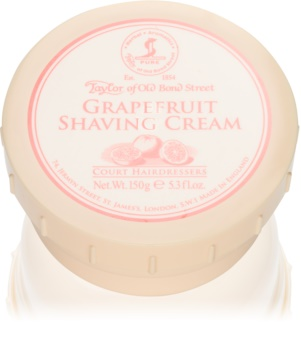 Taylor of Old Bond Street Grapefruit Shaving Cream