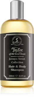 Taylor of Old Bond Street Jermyn Street Collection test és hajsampon