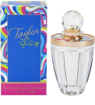 Taylor Swift Taylor eau de parfum per donna 50 ml