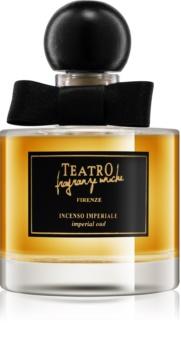 Teatro Fragranze Incenso Imperiale diffuseur d'huiles essentielles avec recharge 200 ml