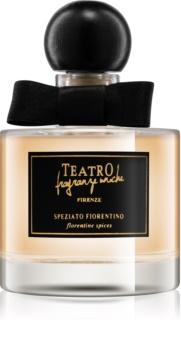 Teatro Fragranze Speziato Fiorentino Aroma Diffuser With Refill 200 ml  I.