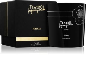 Teatro Fragranze Fiore vonná svíčka 240 g