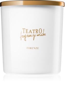 Teatro Fragranze Bianco Divino świeczka zapachowa  180 g