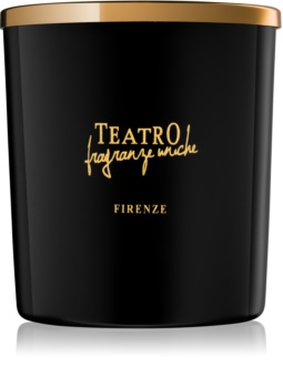 Teatro Fragranze Tabacco 1815 świeczka zapachowa  180 g