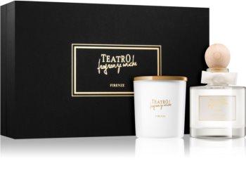 Teatro Fragranze Bianco Divino Gift Set IV.