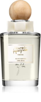 Teatro Fragranze Bianco Divino aroma difusor com recarga (White Divine) 250 ml