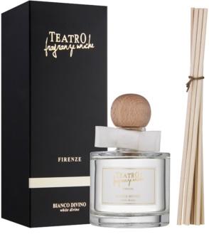 Teatro Fragranze Bianco Divino aroma difuzor s polnilom 100 ml