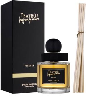 Teatro Fragranze Dolce Vaniglia Aroma Diffuser With Refill 100 ml
