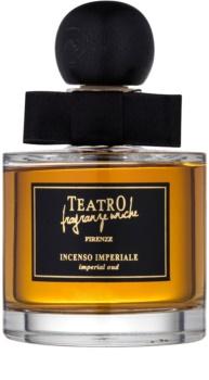 Teatro Fragranze Incenso Imperiale dyfuzor zapachowy z napełnieniem 100 ml